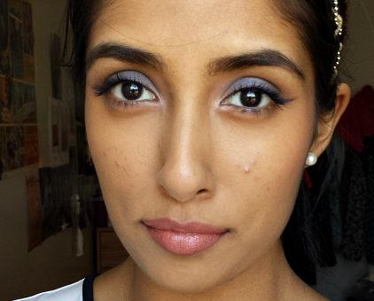 Cinderella inspired makeup
