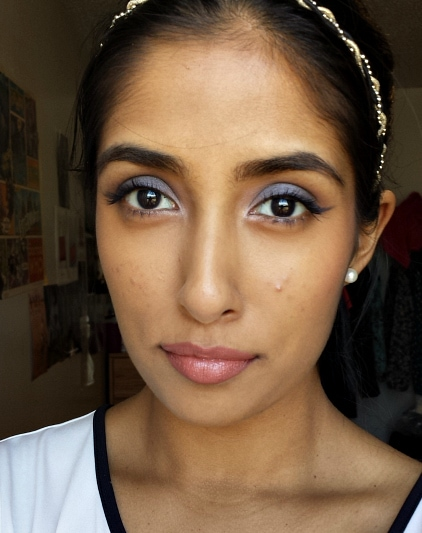 Cinderella inspired makeup