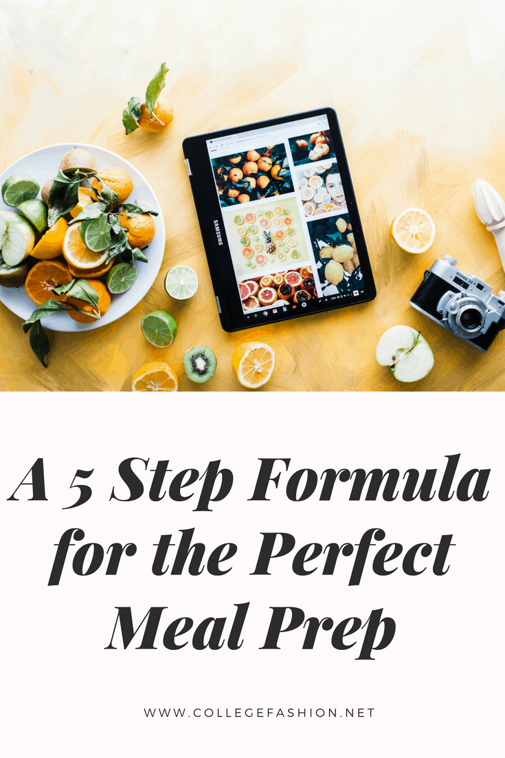 Meal prep ideas: The perfect formula to help you come up with tons of meal prep ideas