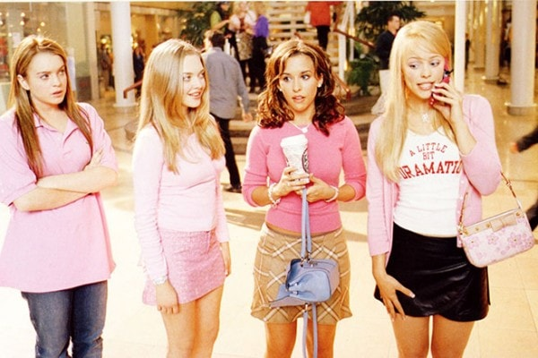 Mean girls friends
