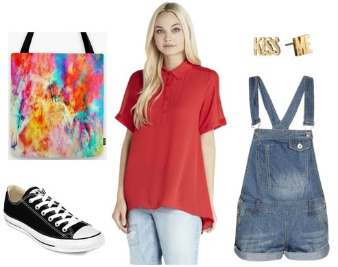 Alison Fun Home Outfit Inspiration