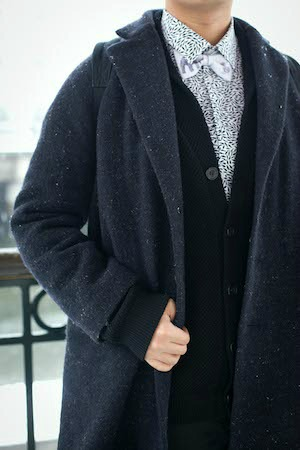 Men's winter layers