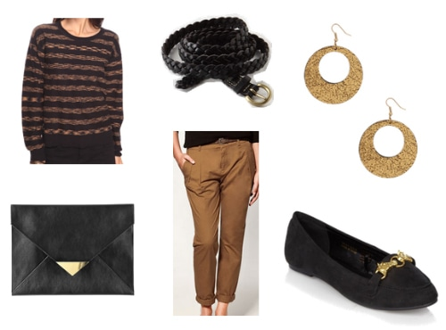 Menswear-inspired outfit 1