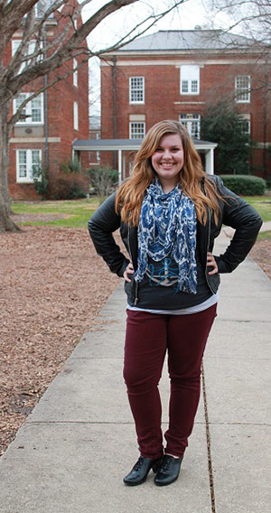 Meredith College street style