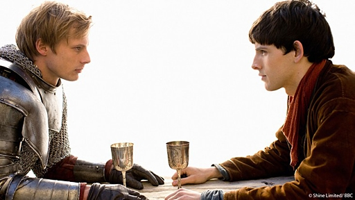 Merlin and Arthur Photo