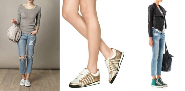 Metallic-Sneakers-Trend