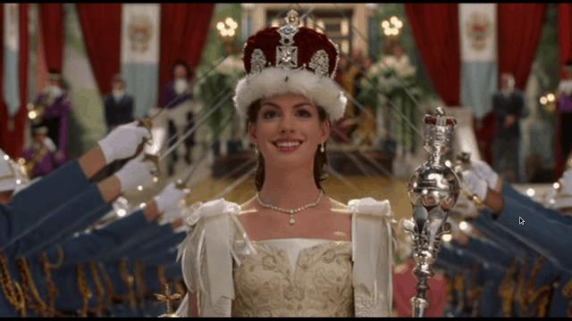 Mia Coronation Princess Diaries 2