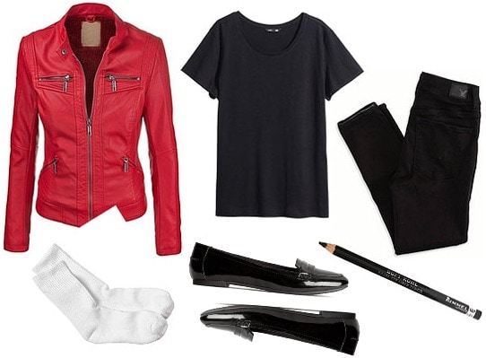 Michael Jackson Thriller outfit