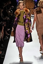 Michael Kors Winter Florals - Fall 2008