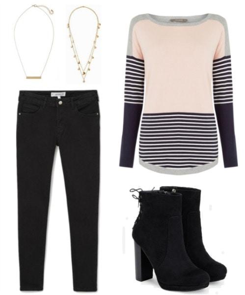 Michaela class outfit