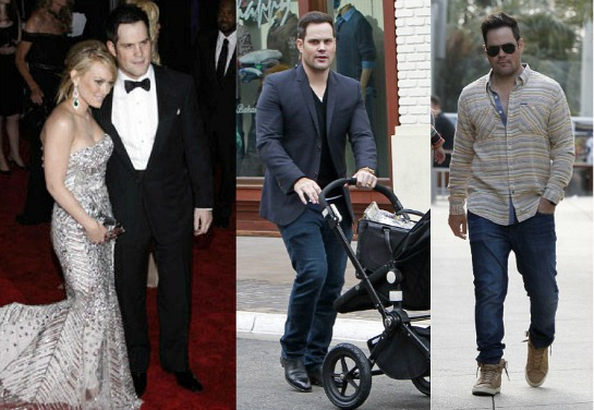 Mike comrie style