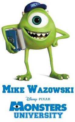 Mike Wazowski inspired outfit