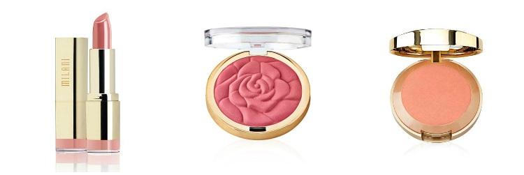 Milani Cosmetics Products