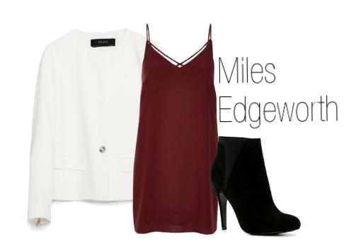 Miles Edgeworth Set