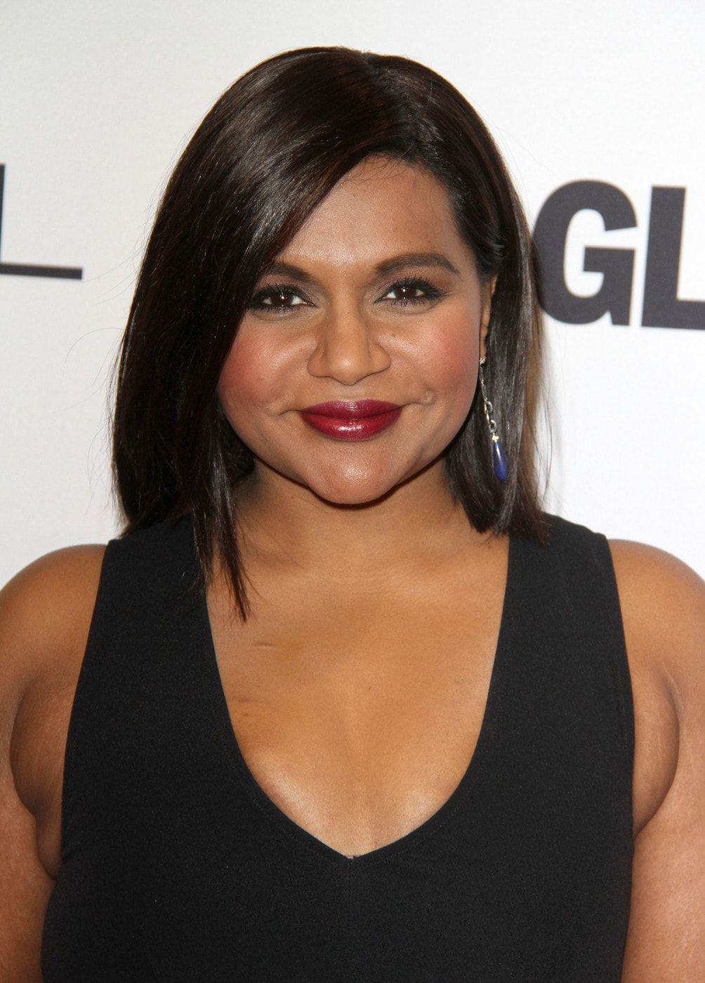 Mindy Kaling at the Glamour Women of the Year Awards