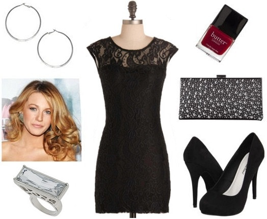 Mindy project date night look