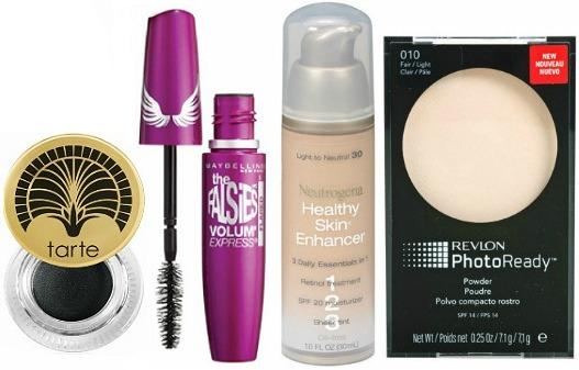 Minimalist makeup trend