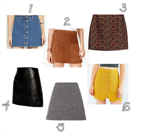 Miniskirt ser larger