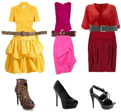 Miroslava Duma Outfits