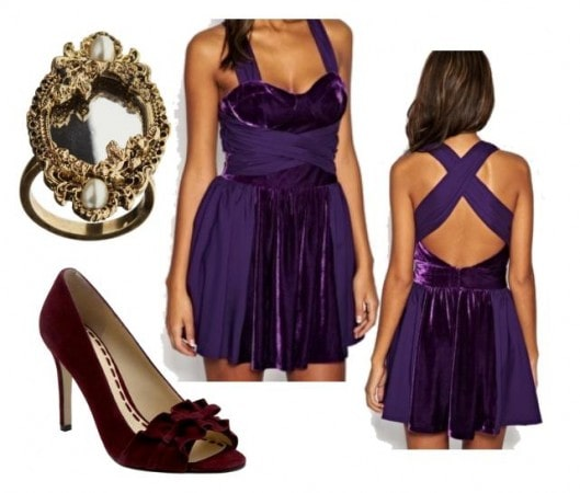 Mirror mirror on the wall outfit