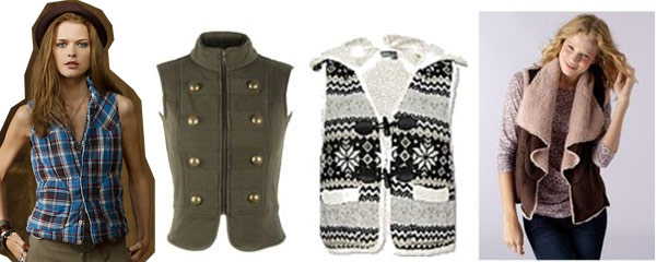 Cute vests for fall & winter