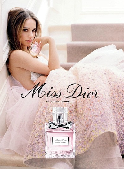 Fashion Inspiration: Dior's Miss Dior Blooming Bouquet