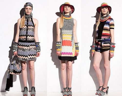 missoni resort 2011