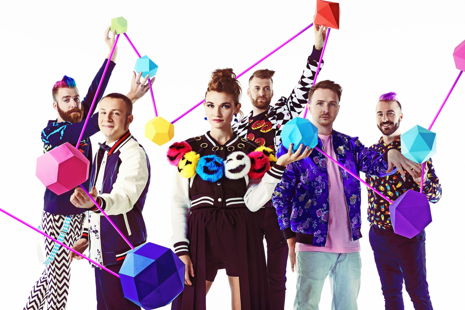 Misterwives band photo