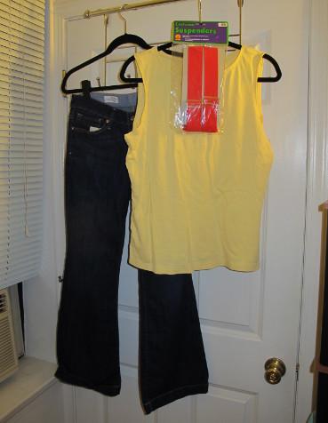 Misty Pokemon DIY costume