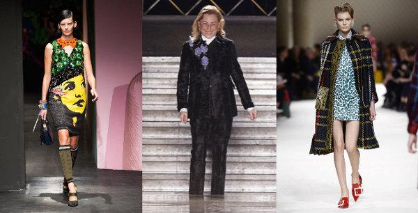 Designer Basics Miuccia Prada Image Collection