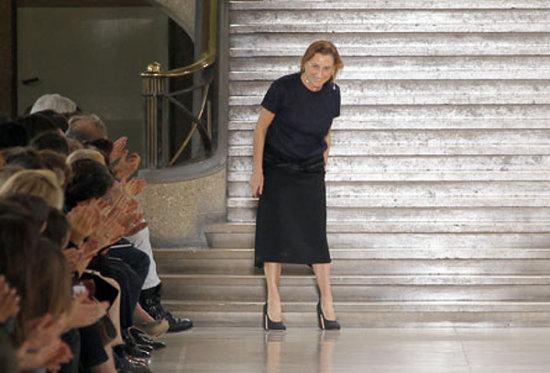 Designer Basics Miuccia Prada Header