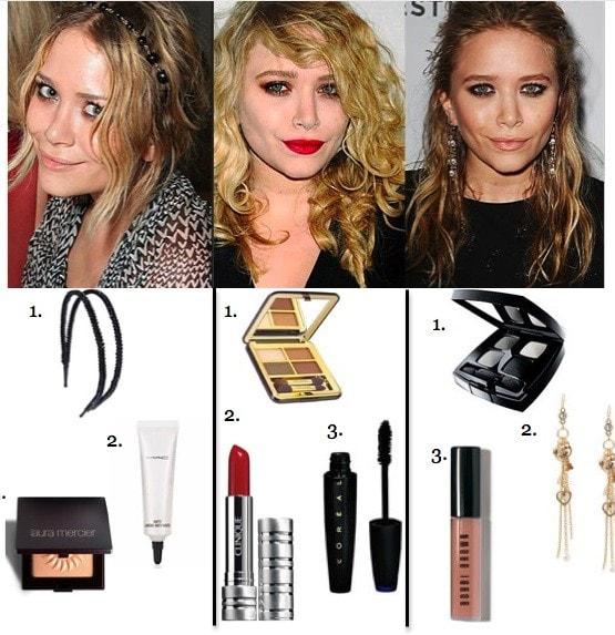 Mary-Kate Olsens Makeup
