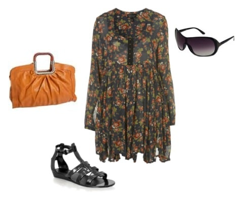 Mary-Kate Olsen Outfit