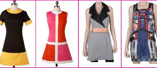 Mod Dress Lineup