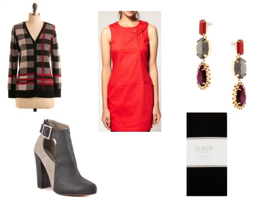 Mod Inspired Outfit 1