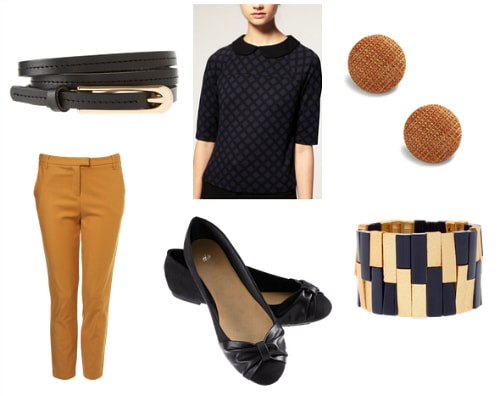 Mod Inspired Outfit 2
