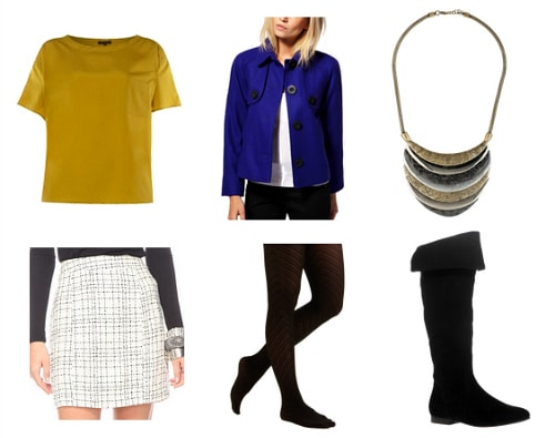 Mod Inspired Outfit 3