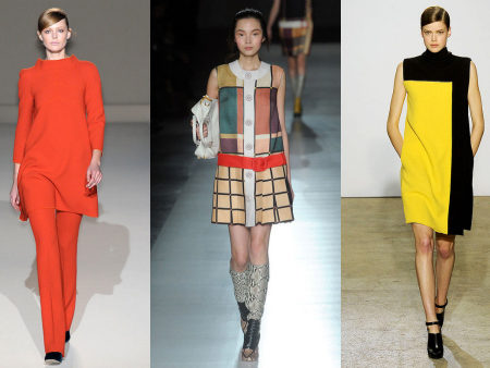 Mod Trend Fall 2011 Runways