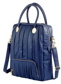 ModCloth Classic Make and Model Blue Bag