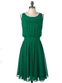 modcloth grecian green