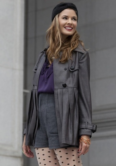 Modcloth Trench Coat