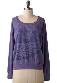 Modcloth holland sweatshirt