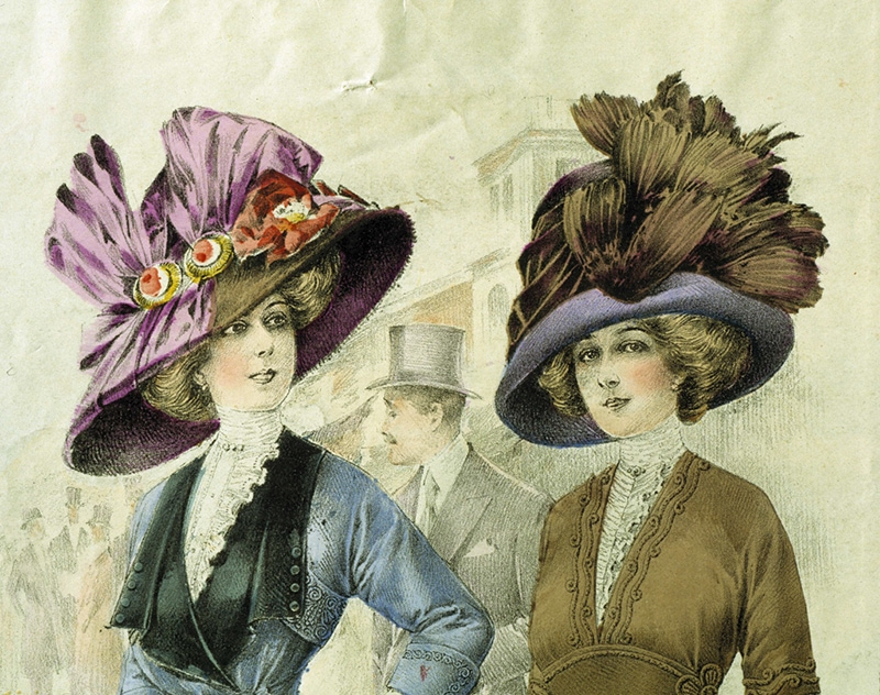 1910s fashion example