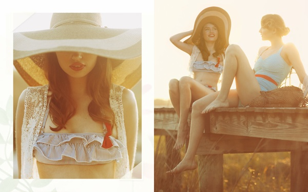 Ruche Sunlit Serenity Lookbook