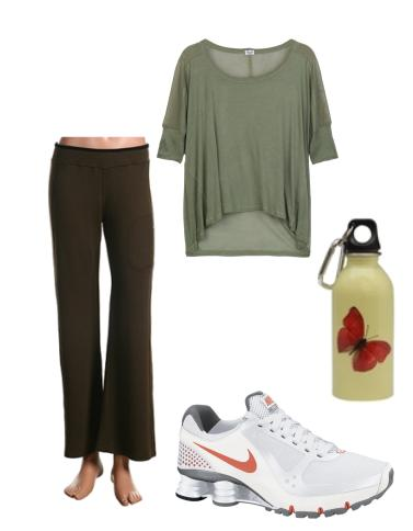 Mom Running outfit