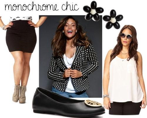 Monochrome chic