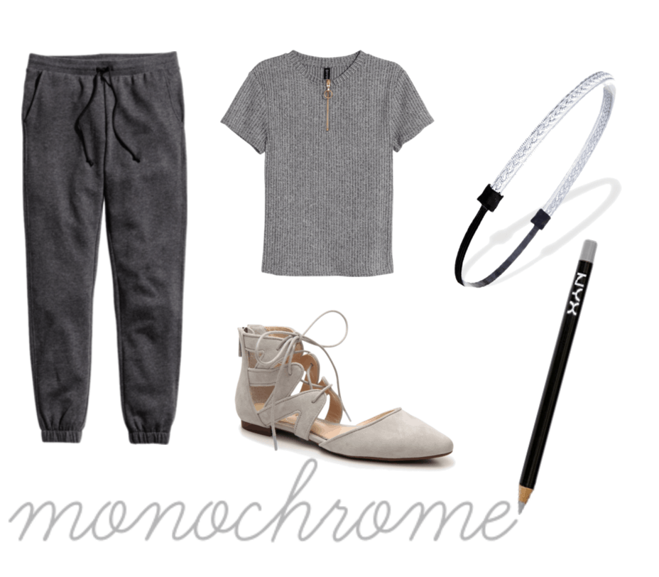 monochrome-outfit