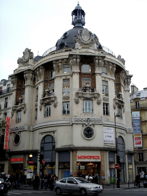 Monoprix France