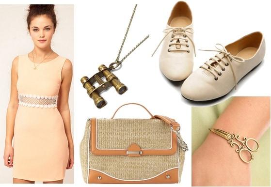 Moonrise Kingdom Fashion Suzy Bishop Inspired Outfit 1