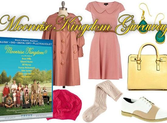Moonrise Kingdom giveaway